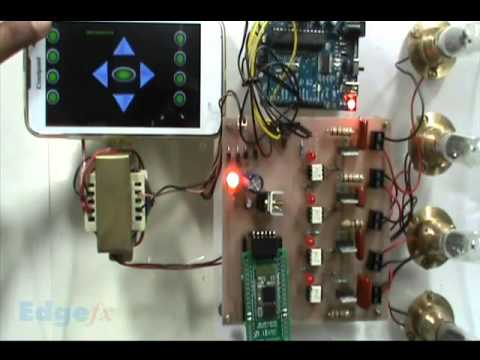 Arduino Home Automation | Sensor based Projects | Electronics ...