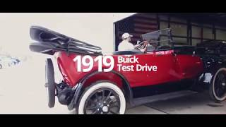 What's it like to test drive a Buick McLaughlin, thats 101 years old!? (1919 Buick McLaughlin)