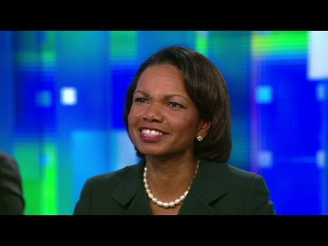 CNN Official Interview: Condoleezza Rice talks marriage