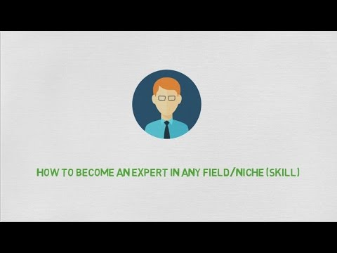 How to become an Expert in any Niche/Field in Urdu | Hindi