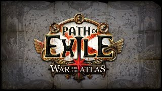 Path of Exile: War for the Atlas Expansion Announcement & Overview