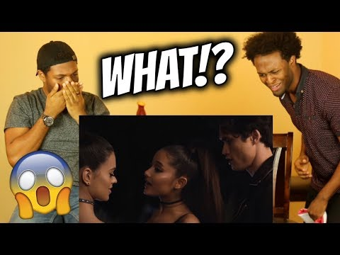 Ariana Grande Break Up With Your Girlfriend I M Bored WHAT JUST HAPPENED LIT REACTION