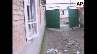 Chechnya - Russians Tighten Grip On Grozny