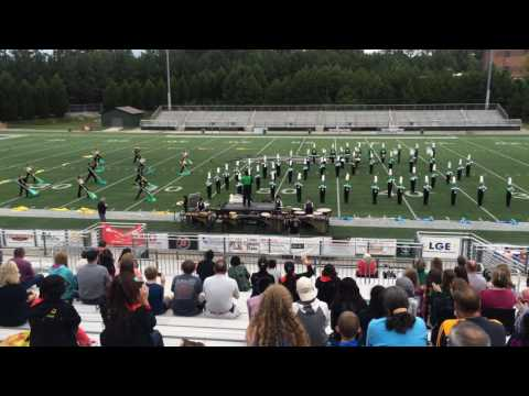 Kuching St Joseph School Marching Band Performance in Kennesaw Mountain High School (2015-9-24)