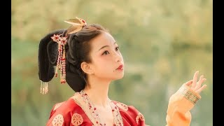 【Riri】Hướng Dẫn Làm Tóc Cổ Trang Thời Đường (3) | 【短发汉服发型教程】的唐风发型