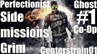Splinter Cell: Blacklist - (GRIM) CO-OP Mission 1 - Perfectionist - Hawkins Seafort - ALL KO's
