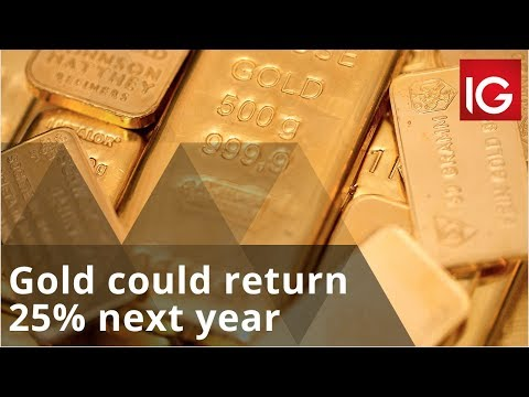 Gold could return 25% next year | Outlook 2019