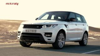 Range Rover Sport Autobiography  رينج روڤر سبورت أوتوبيوغرافي 2015