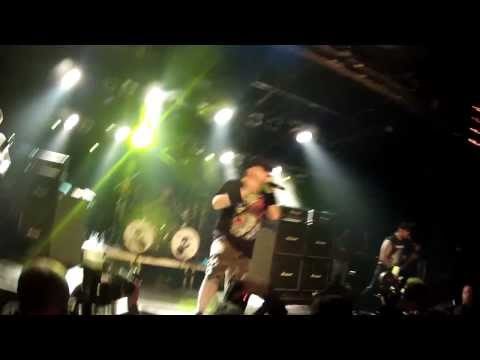 HATEBREED-BARNA2014-indivisible/as diehard as they come/own your world/tear it down