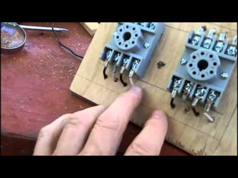 Wiring The Relay Board - YouTube