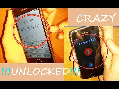 SUCCESSFULLY REMOVED AND UNLOCKED ICLOUD LOCK FROM LOCKED IPHONE