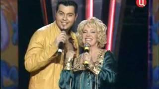 Екатерина Шаврина и Алексей Чумаков - Последняя любовь(Юбилейный концерт в ГЦКЗ