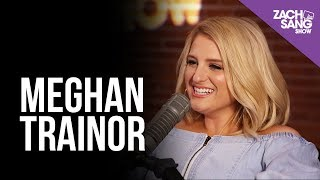Meghan Trainor Talks No Excuses, The Four & Daryl Sabara