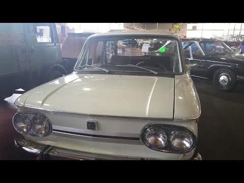 1969 NSU Prinz 1200 TT