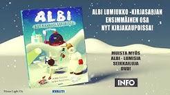Albi Lumiukko -kirjasarja osa 1 - Albi käy hammaslääkärissä