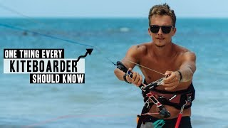 One Thing Every Kiteboarder Should Know!