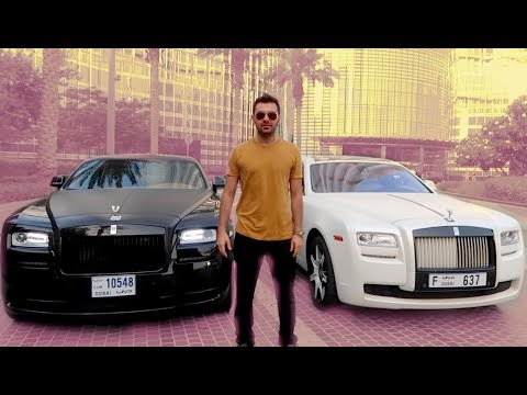 THE MOST EXPENSIVE GIFT - RICH BOY TOYS !!!