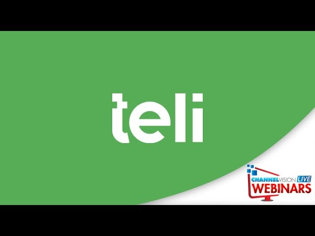 Teli: How to sell programmable VoIP API's in the channel