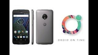 ROM Dot OS 2.5 Android 8.1 Oreo (Estilo Android 9.0 Pie) - Moto G5 Plus ESTABLE