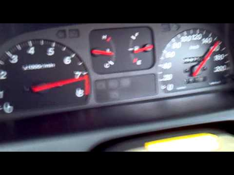 2002 honda city sohc vtec top speed ( 1.5 type Z )