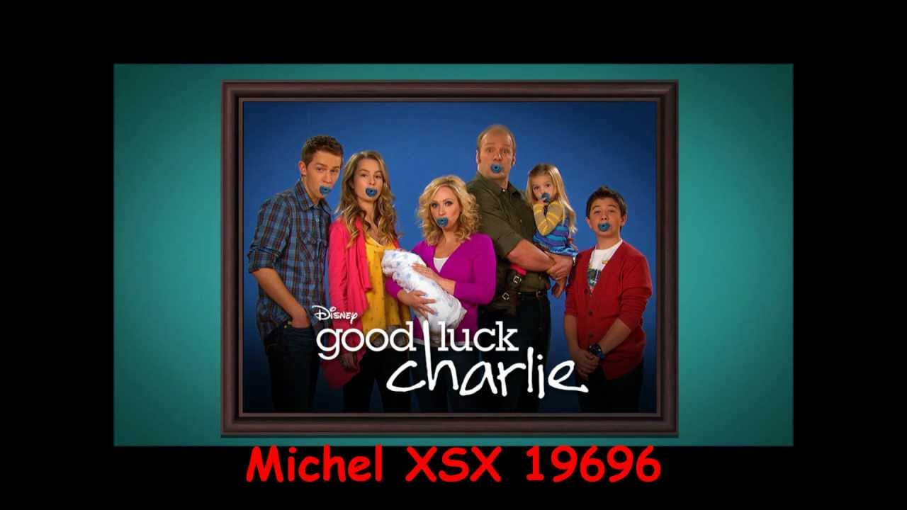 good luck charlie season 3 intro feat toby youtube. Black Bedroom Furniture Sets. Home Design Ideas