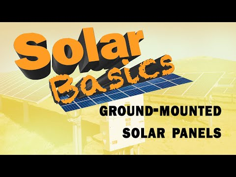 Solar Basics: What are the different types of ground-mount solar racking systems?