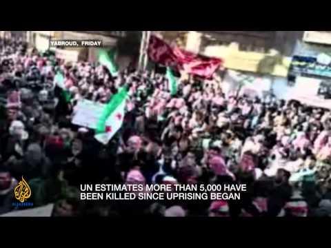 Inside Syria - Has the Arab League failed in Syria?