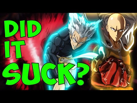 What Went WRONG With One Punch Man Season 2