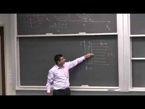 Solid State Magnetism (Lecture 14): Density of states in a magnetic field