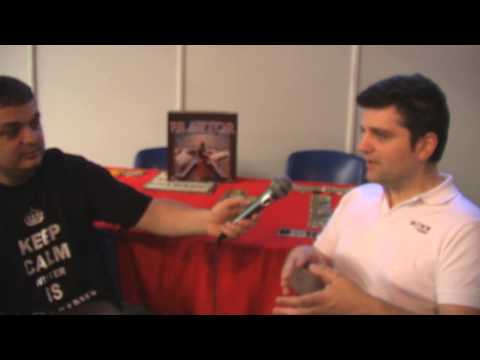 Interview with Andrei Novac (24.05.14) - UNFOCUSED...sorry