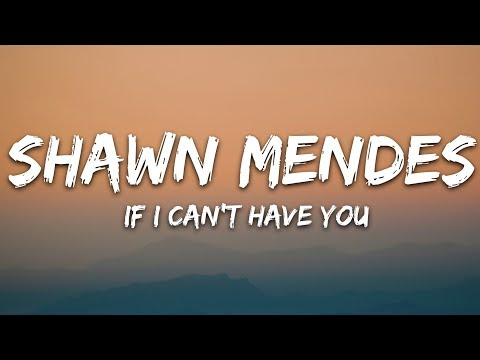 shawn-mendes---if-i-can't-have-you-(lyrics)