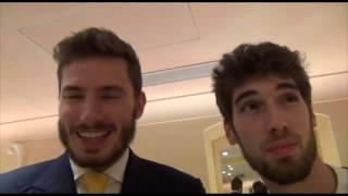 """Piano e Vettori: """"C'è gusto anche nelle divise da pallavolisti"""""""
