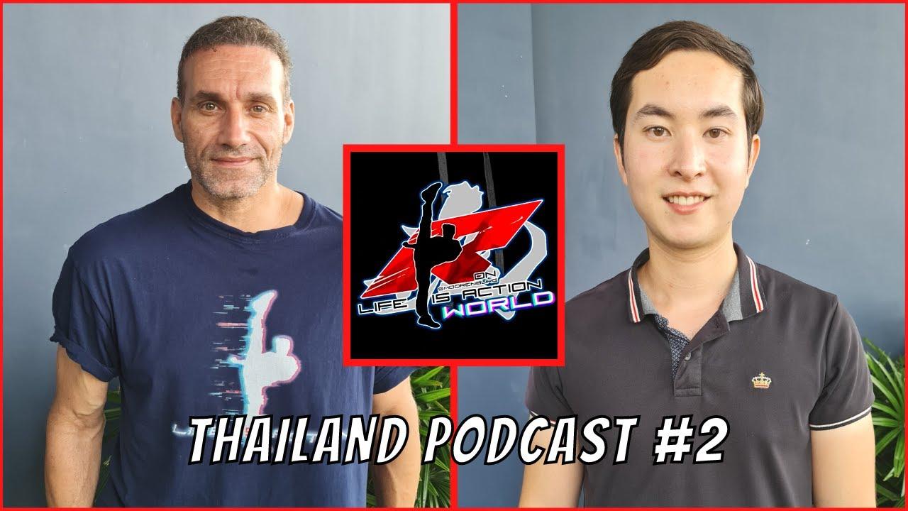 Download Thailand Podcast #2 - @Ron Smoorenburg In Bangkok
