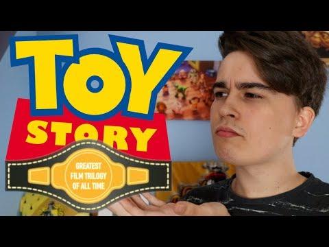 why i like toy story...