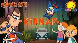 Happy Kid | Kidnap | Episode 13 | Kochu TV | Malayalam