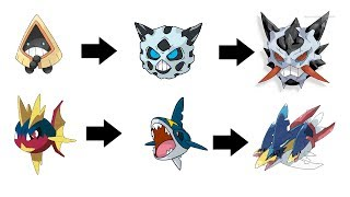 Future Pokemon Evolutions Should be made in Gen 8