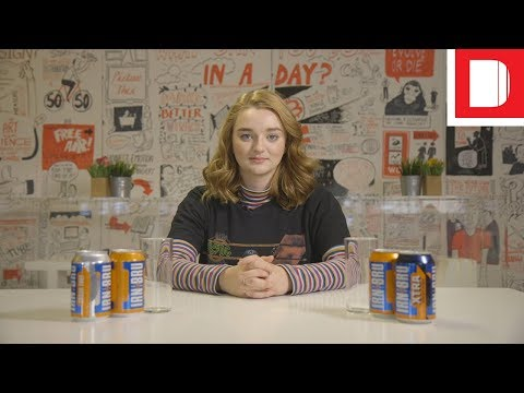 The Drum London Office Taste Tests The New Irn Bru Recipe