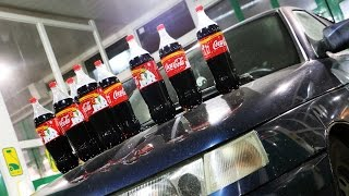 Что будет если Автомобиль помыть Coca Cola? / Experiment: Coca Cola + Automobile.(ПОДПИШИСЬ: https://www.youtube.com/PesfanBlog РЕКЛАМА НА КАНАЛЕ: http://vk.cc/4eo0Gt INSTAGRAM: https://www.instagram.com/r.marakin ..., 2015-12-30T16:12:19.000Z)