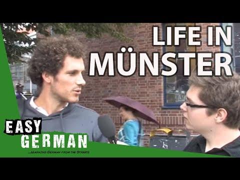 Life in Münster | Easy German 11