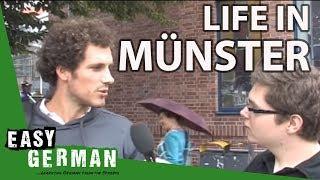Life in Münster   Easy German 11