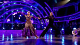 Pamela Stephenson & James Jordan -Tango - Strictly Come Dancing - Week 4