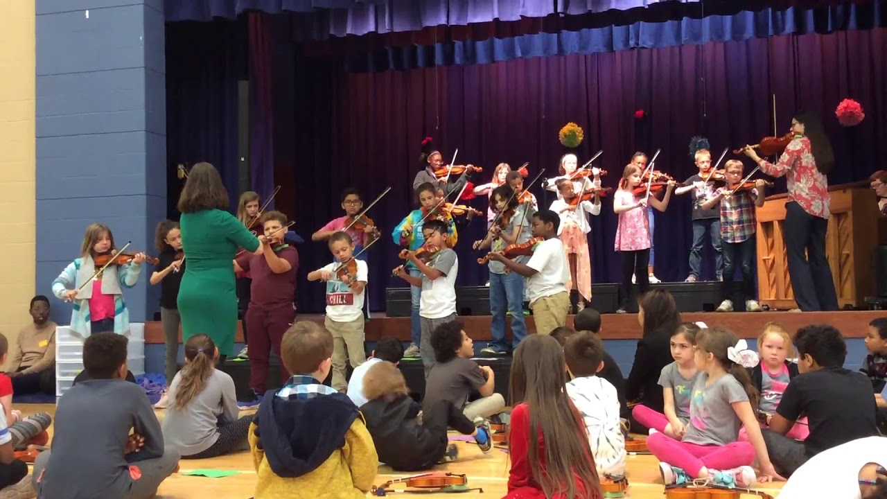 Fairview Elementary - An Artful Learning and Performing Arts