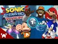 WE'RE NOT IN MARIO KART ANYMORE | Sonic & All-Stars Racing Transformed w/ Friends