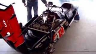 Tim Benders WC 4 cylinder Yamaha