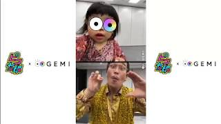 PPAP(Pen-Pineapple-Apple-Pen)/PIKOTARO(ピコ太郎)& Mr. Kosaka's daughter