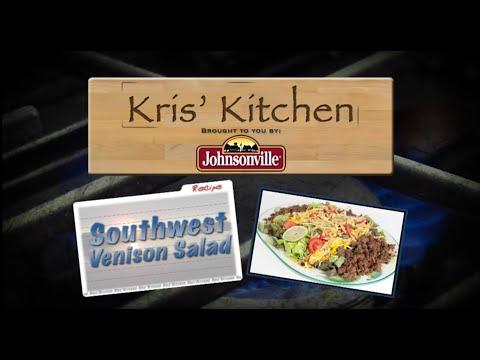 How to Cook a Southwest Venison Salad