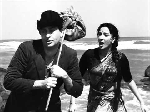 Suicide Is A Sin And Crime - Shree 420 Most Viewed Scenes - Nargis