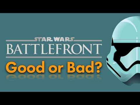 Star Wars Battlefront: WILL IT SUCK? - Dude Soup Podcast #4