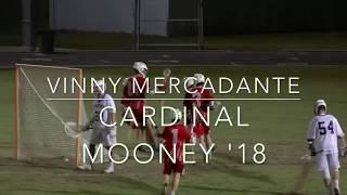 Download Video Vinny Mercadante (Marian '22) 2018 Spring Lacrosse Highlights MP3 3GP MP4