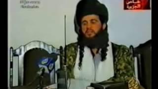 لقاء الشهيد القائد خطاب رحمه الله مع قناة الجزيرة part 1